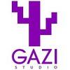 가지스튜디오 logo