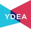와이디어 logo
