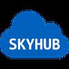 스카이허브 logo