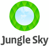 정글스카이 logo