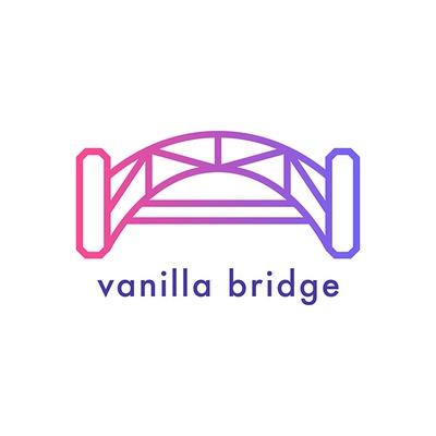 바닐라브릿지 로고