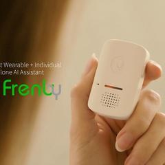 Frenby : World's Smallest Stand-alone Alexa AI Speaker