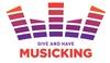 뮤직킹 logo
