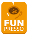 펀프레소 logo