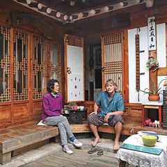 The changing concept of travel accommodations : With home-sharing services, Korea has become a hotspot for alternative lodging