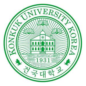 건국대학교 logo