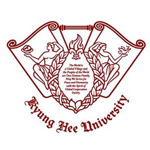 경희대학교 logo
