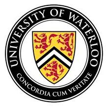워털루대학교 logo